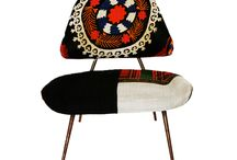 Chairs / A selection of chairs by world renowned designers from around the world.
