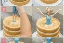 Кукольные торты
