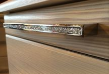 Glitter and Sparkle / Glitter, sparkle. Glitter furniture handles, sparkle furniture handles.