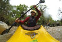 #Canoagem_No_Rio_Tamanduá / fotos descida do rio tamanduá no dia 23/09/13  integrantes: Marcio Bortole, Luciano Luz e eu[Thiago Alves]