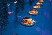 Bucket List / Stuff I really want to do and places I want to go!