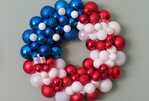 Holidays / Decor and decorating ideas for Fourth of July, Easter, Christmas, and more. / by weeDECOR