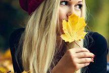 Autumn portrays