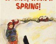 Children literature genre dogs / Litteratur med hundar som huvudfigur