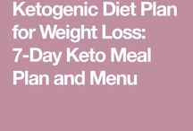 Ketogenic food info