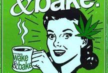 Vintage Weed ads