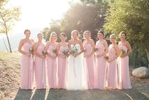 Pink Wedding / by Audrey Allison
