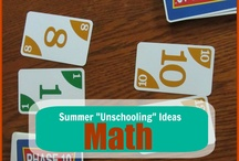 Homeschooling - Math