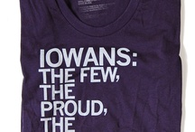 Born in Iowa, USA