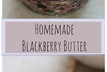 Healthy Fruit BUTTER and JAM / a wonderful variety of Fruit Butter and Jam Recipes