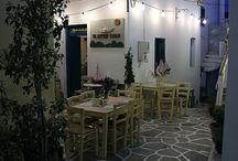 Kreikkalainen iltaravintola