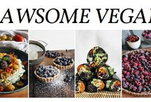 Vegan recipe blogs and pages
