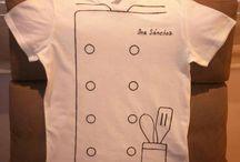 camisetas cocineros