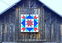Quilt Barns in Tennessee / by Tennessee Daytripper