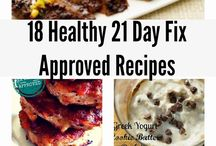 21 Day Fix Plan / by Carrie LeBrescu Ross