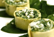 Appetizer Cooking Club Ideas / by Janet Luc Griffin