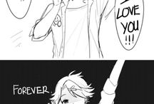 Yoosung x Mc --MM--