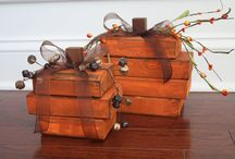HalloWEEN and Thanksgiving Love / by Angie Barnett