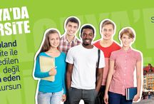 Polonya'ya Akademik Eğitim / Polonya' da ŞARTSIZ! SINAVSIZ! Üniversite KAYIT İÇİN SADECE PASAPORTUN GEREKLİ www.studypl.org - www.studypoland.net