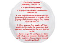 Debt-Free! / by Carrie Brown