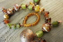 Jewellery inspiration... bracelets / Beautiful bracelets hand-crafted by talented artists