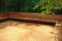 exterior decks & designs.