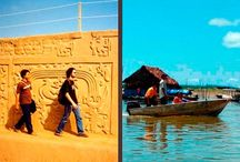 North - Eastern Peru / Peru Vacation Package: North - Eastern Peru (12 Days) from USD $ 1,411; Include: Lima, Huaraz, Huaylas, Chavin, Trujillo, Chan Chan, Chiclayo, Sipan, Iquitos