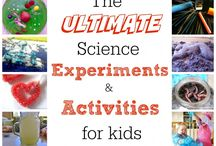 {Education} Science for Kids / Science projects for kids.