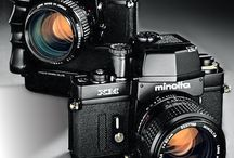 cameras / Old cameras I loved and wanted