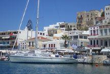 """Yacht """"Annabella"""" - Naxos Sailing / traveling by Naxos Sailing"""