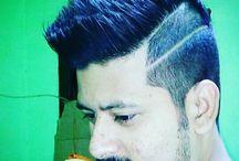 Latest hair style / New hair style