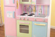 Jogo de Cozinha - crianças