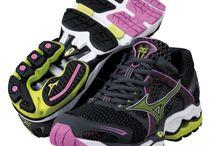 Running/Exercise / by Inge Frederick