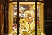Store Window Fronts