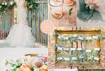 Wedding Inspiration - color and style