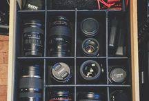 Photo equipment organization
