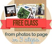 Free Scrapbooking Classes