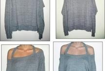 Maqueando ropa
