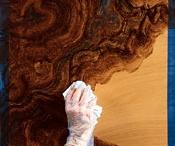 Wood finishes & Sticky stuff / by Sir Rah V