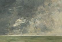 impressionism, magic realism, surrealism, avant/apres la lettre...turner, et c