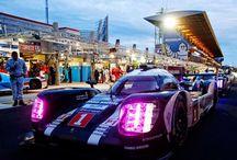Sesiones de Clasificación para Le Mans 2016 / Sesiones de clasificación de los equipos Porsche previos a la legendaria carrera Las 24 Horas de Le Mans.
