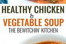 Chicken Recipes / Chicken recipes, healthy chicken recipes and easy chicken recipes.  / by The Bewitchin' Kitchen