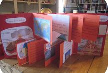 lapbooks and interactive boards / by Melani Rodriguez