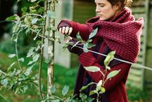 STYLE :: countryside chic / Gardening in style with beautiful and timeless clothes.