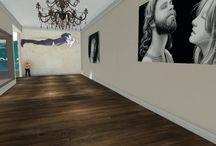 Hard Rock Cafe Millennium / Lizard King Jim Morrison-The Doors #SecondLife http://maps.secondlife.com/secondlife/Kudabandos/45/55/23