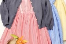 Daughters Clothing / Future daughter's clothing