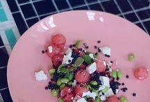 Opskrifter salat