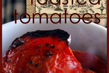 handling your hoard: roasted tomatoes