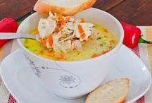 Chicken Soups / Best chicken soups around