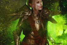 Inquisitor Lavellan